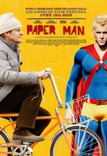 Смотреть фильм Бумажный человек