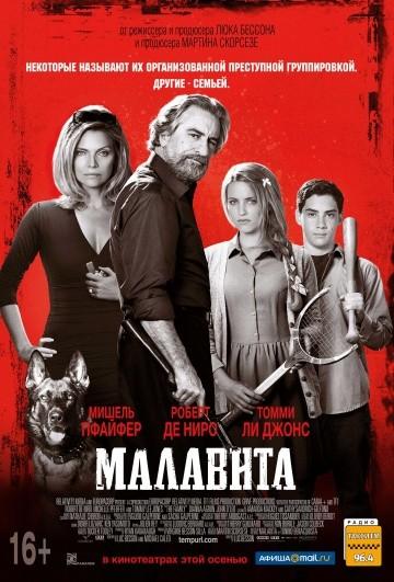 Смотреть фильм Малавита
