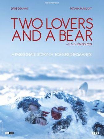 Смотреть фильм Влюбленные и медведь