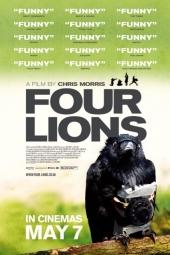 Смотреть фильм Четыре льва