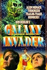 Смотреть фильм Захватчик галактики