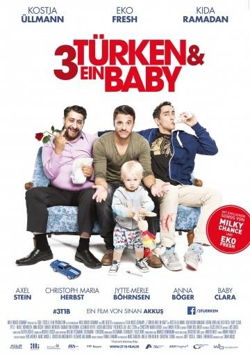 Смотреть фильм 3 турка и 1 младенец