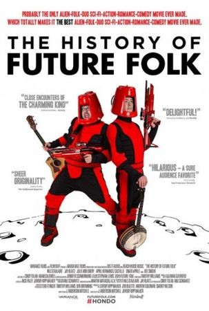Смотреть фильм История «Future Folk»