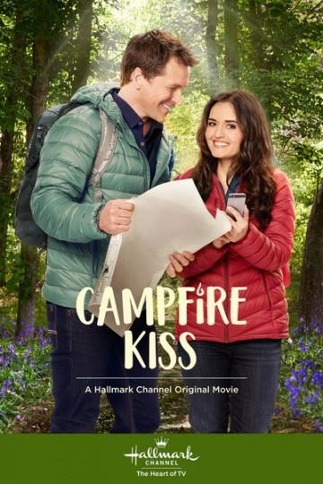 Смотреть фильм Поцелуй у костра