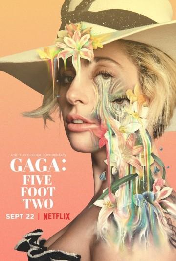 Смотреть фильм Гага: 155 см