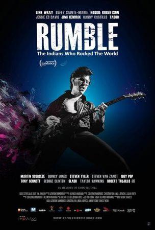 Смотреть фильм Рамбл: Индейцы, которые зажгли мир