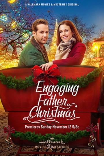 Смотреть фильм Помолвка на Рождество