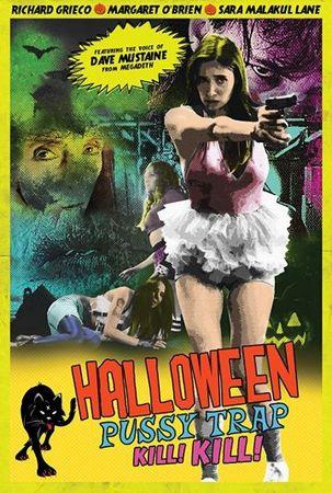 Смотреть фильм Хэллоуин: Смертельная ловушка. Киски будут наказаны!