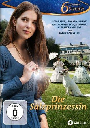 Смотреть фильм Соляная принцесса