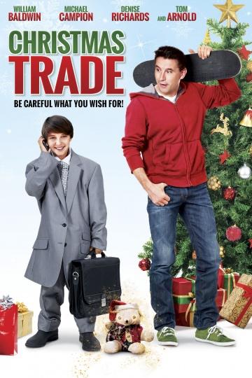 Смотреть фильм Рождественская подмена