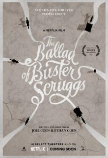 Смотреть фильм Баллада Бастера Скраггса