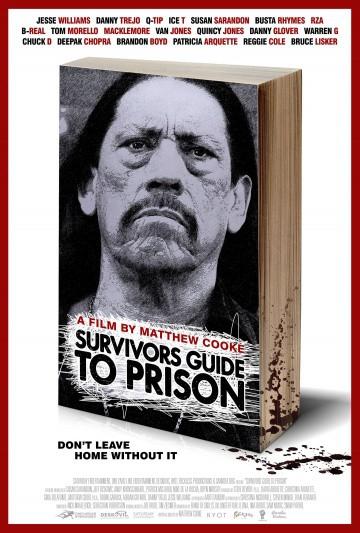Смотреть фильм Руководство по выживанию в тюрьме