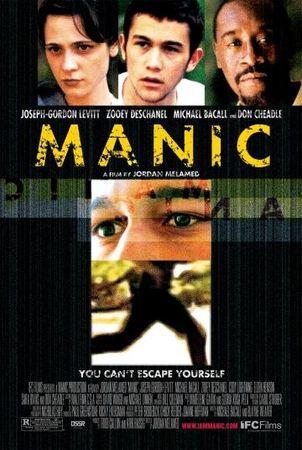 Смотреть фильм Маниакальный
