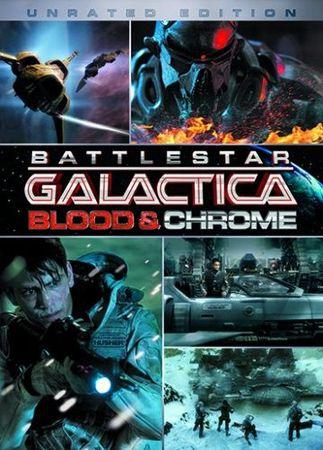 Смотреть фильм Звездный Крейсер Галактика: Кровь и Хром