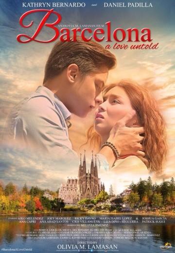 Смотреть фильм Барселона: нерасказанная любовь