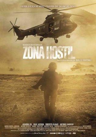 Смотреть фильм Враждебная зона