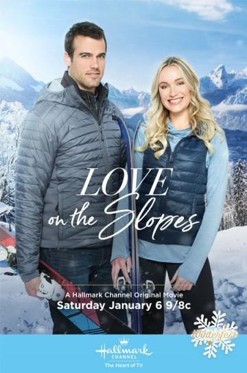 Смотреть фильм Любовь на склоне горы