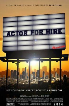 Смотреть фильм Actor for Hire