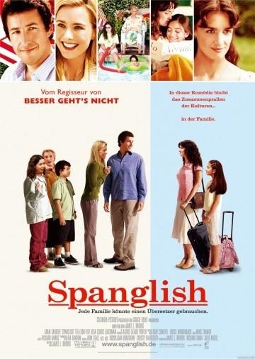 Испанский английский