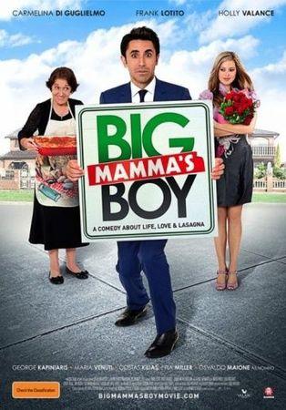 Смотреть фильм Мальчик большой мамочки