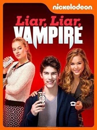 Смотреть фильм Ненастоящий вампир