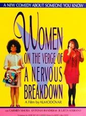Смотреть фильм Женщины на грани нервного срыва