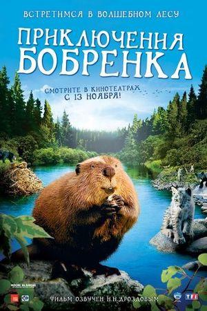 Смотреть фильм Приключения бобрёнка