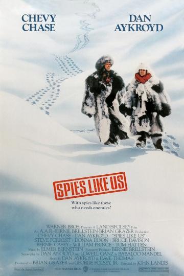Смотреть фильм Шпионы как мы