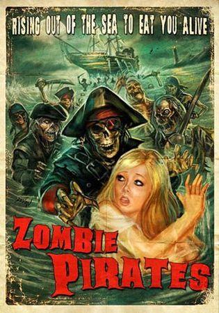 Смотреть фильм Зомби пираты