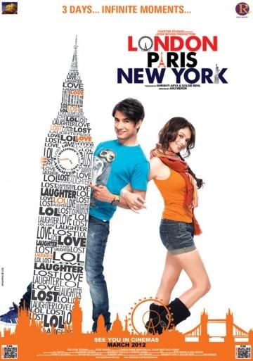 Смотреть фильм Лондон, Париж, Нью-Йорк