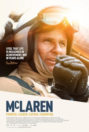 Смотреть фильм Макларен