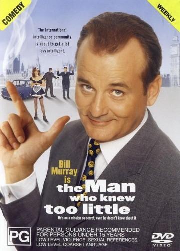 Смотреть фильм Человек, который слишком мало знал