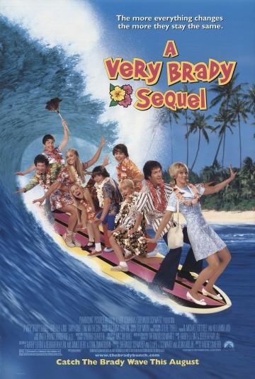 Смотреть фильм Семейка Брэди 2