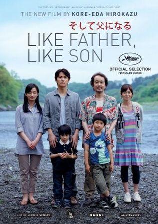 Смотреть фильм Сын в отца