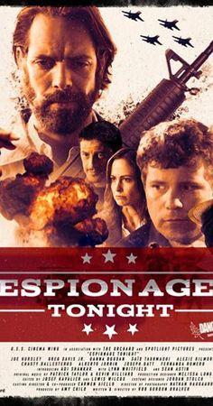 Смотреть фильм Espionage Tonight