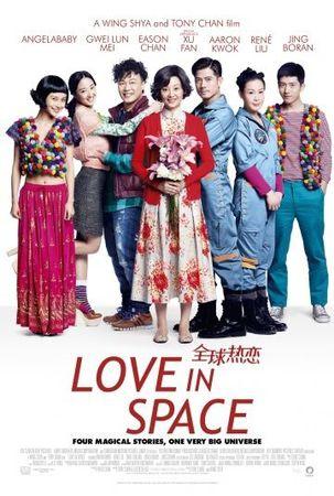 Смотреть фильм Любовь в космосе