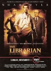 Смотреть фильм Библиотекарь 2: Возвращение в Копи Царя Соломона