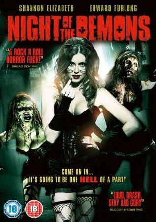 Смотреть фильм Ночь демонов