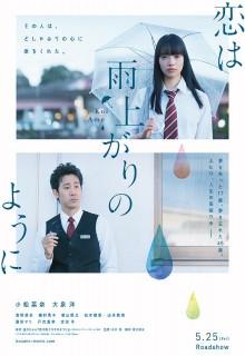 Смотреть фильм Любовь похожа на прошедший дождь