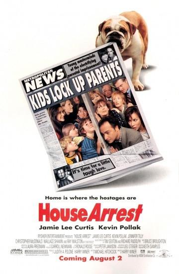 Смотреть фильм Домашний арест