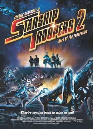 Смотреть фильм Звездный десант 2: Герой федерации