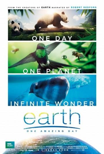 Смотреть фильм Земля: Один потрясающий день