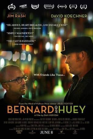 Смотреть фильм Бернард и Хьюи