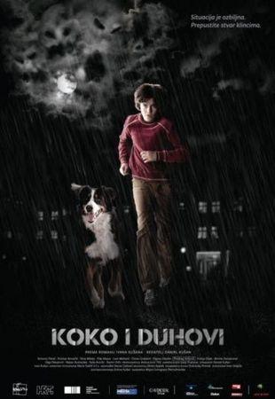 Смотреть фильм Коко и призраки