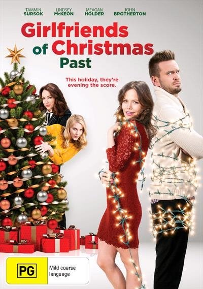 Смотреть фильм Girlfriends of Christmas Past