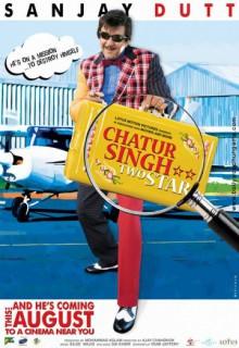 Смотреть фильм Чатур Сингх две звезды