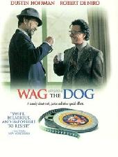 Смотреть фильм Хвост виляет собакой