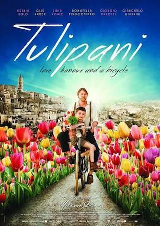 Смотреть фильм Тюльпаны: Любовь, честь и велосипед