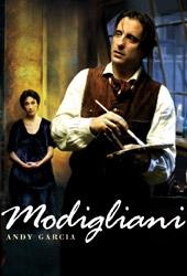 Смотреть фильм Модильяни