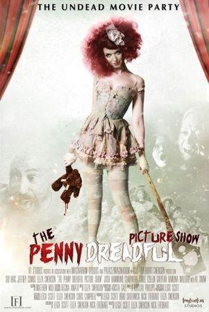 Смотреть фильм Кинотеатр Пени Ужасной